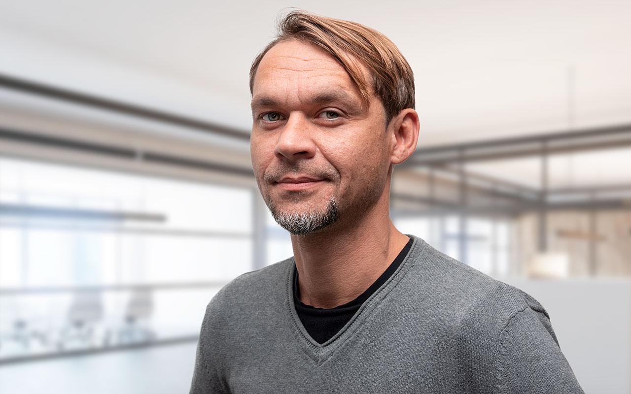 Eduard Klassen, JWR Betonlogisitk