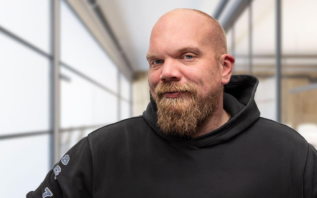 Christian Stohldreier, JWR Betonlogisitk